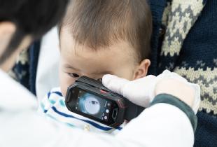 乳幼児診療 使用イメージ